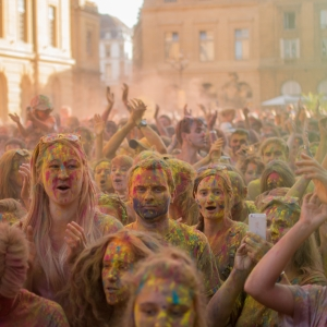 Photographie Gens de couleurs - Color of Time 2015, Metz par Esthalirioth