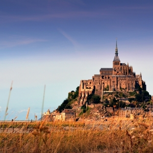 Photographie Mont Saint Michel, France - La butte du Mont St Michel par ElMxm