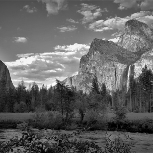 Photographie Yosemite Valley View - Yosemite NP - California - U.S.A. par gsimo83